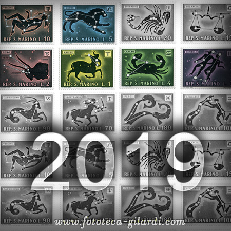 Previsioni astrologiche 2019 by Stefania Lucarelli 1 ° parte ©Fototeca Gilardi
