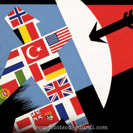 opuscolo divulgativo della NATO, 1960