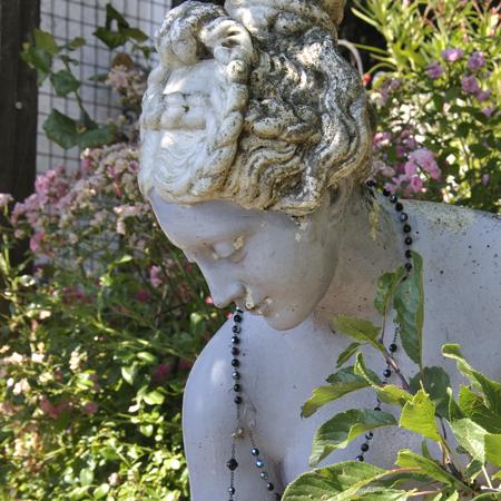 Argentea, la musa della giusta esposizione © Ando Gilardi/Fototeca Gilardi
