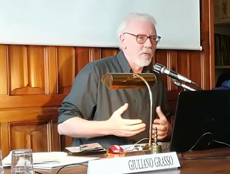 Giuliano Grasso presenta Officina Phototeca,  #Archiviare il presente, Torino maggio giugno 2019