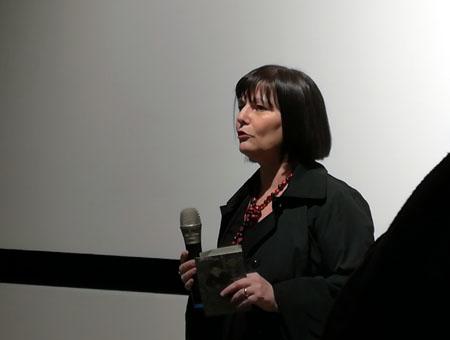 Daniela Giordi, curatrice della mostra Ando Gilardi Reporter - Wunderkammer GAM Torino 2019