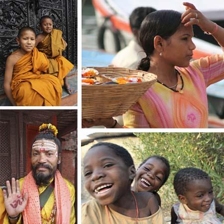 Nepal India Namibia