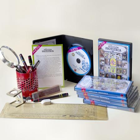 DVD  Officina Phototeca e strumenti grafici anni Ottanta
