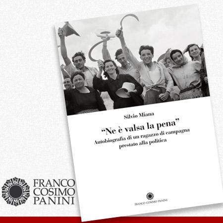 fotografia di Ando Gilardi ©Fototeca Gilardi - in copertina autobiografia di Silvio Miana, Franco Cosimo Panini Editore 2018
