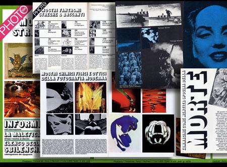 Phototeca, collana di monografie sui grandi temi della raffigurazione diretta da Ando Gilardi e Roberta Clerici