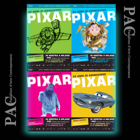 Mostra PIXAR – 25 anni di animazione - PAC Milano