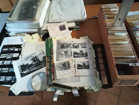 Historia Social de la fotografía, in lavorazione l'apparato iconografico presso Fototeca Gilardi, Italia
