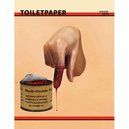 TOILETPAPER magazine #2