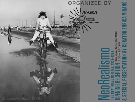 """©Mario De Biasi, NeoRealismo. La nuova immagine in Italia 1932-1960"""", San Francisco Museo Italo Americano, 25 giugno -15 settembre 2019"""